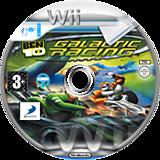 Ben 10: Galactic Racing Wii disc (SA6PAF)