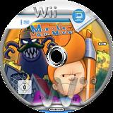 Max & the Magic Marker Wii disc (SAXPFH)