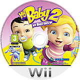 My Baby 2: My Baby Grew Up Wii disc (SB2PNP)
