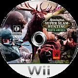 Remington Super Slam Hunting: North America Wii disc (SBSURN)