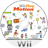 Wii Play: Motion Wii disc (SC8P01)
