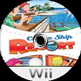 Cruise Ship Resort Wii disc (SCSPGR)