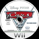 Cars 2 Wii disc (SCYP4Q)