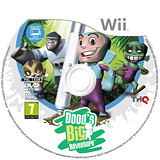 Dood's Big Adventure Wii disc (SDLP78)