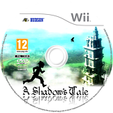A Shadow's Tale Wii disc (SDWP18)