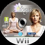 Yoga Wii disc (SEGP6V)