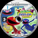 Sesame Street: Ready, Set, Grover! Wii disc (SESUWR)
