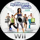 My Fitness Coach:Club Wii disc (SF5P41)