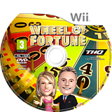 Wheel of Fortune Wii disc (SFTP78)