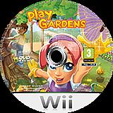 Play Gardens Wii disc (SGDPKM)