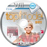 Germany's Next Top Model 2011 Wii disc (SGQDSV)