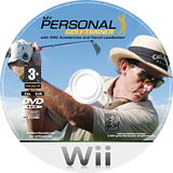 My Personal Golf Trainer with IMG Academies and David Leadbetter Wii disc (SGTPUG)