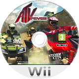 ATV Fever Wii disc (SH7PNJ)