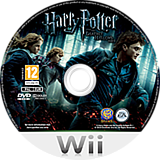 Harry Potter and the Deathly Hallows - Part 1 Wii disc (SHHP69)