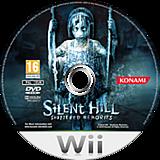 Silent Hill: Shattered Memories Wii disc (SHLPA4)