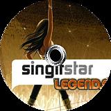 SingItStar Legends CUSTOM disc (SISLOH)