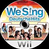 We Sing: Deutsche Hits Wii disc (SITPNG)