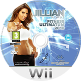Jillian Michaels Fitness Ultimatum 2010 Wii disc (SJMPGT)