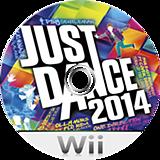 Just Dance 2014 Wii disc (SJOP41)