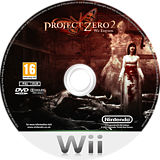 Project Zero 2: Wii Edition Undub CUSTOM disc (SL2PUD)