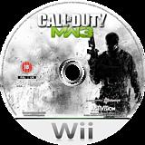 Call of Duty: Modern Warfare 3 Wii disc (SM8I52)