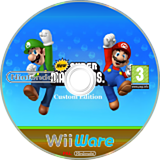New Super Mario Custom Edition CUSTOM disc (SMNPO1)