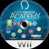 Happy Neuron Academy Wii disc (SNUPJW)