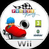 Pocoyo Racing Wii disc (SPCPZS)