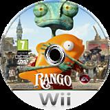 Rango Wii disc (SRGP69)