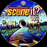 Scene It? Bright Lights! Big Screen! Wii disc (SSCIWR)