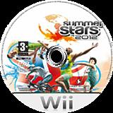 Summer Stars 2012 Wii disc (SSJPKM)