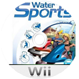 Water Sports Wii disc (SSWPGR)