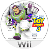 Toy Story 3: Toy Box Special Edition Wii disc (STSZ4Q)