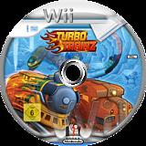 Turbo Trainz Wii disc (STUPRN)