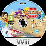 Big Beach Sports 2 Wii disc (SV2P78)