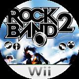 Rock Band 2 Wii disc (SZAP69)