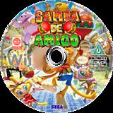 Samba de Amigo Wii disc (R3BP8P)