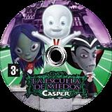 La Escuela de Miedos de Casper: Olimpiada Terrorífica Wii disc (RX4PMT)