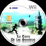 La Torre de las Sombras Wii disc (SDWP18)