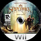 Les Chroniques De Spiderwick disque Wii (R48P7D)