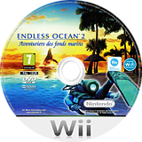Endless Ocean 2 : Aventuriers des Fonds Marins disque Wii (R4EP01)