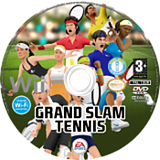 Grand Chelem Tennis disque Wii (R5TP69)