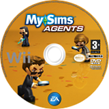 MySims Agents disque Wii (R5XP69)