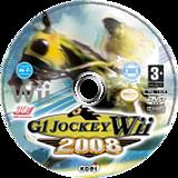 G1 Jockey Wii 2008 disque Wii (R8GPC8)