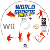 Vacances Sports Party disque Wii (R8SP41)