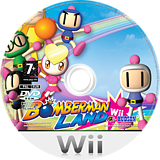 Bomberman Land Wii disque Wii (RBBP99)