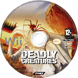Deadly Creatures disque Wii (RDCP78)