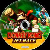 Donkey Kong:Jet Race disque Wii (RDKP01)