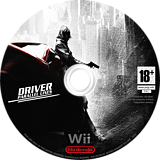 Driver:Parallel Lines disque Wii (RDVP41)