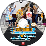 Family Trainer: Extreme Challenge disque Wii (REJPAF)